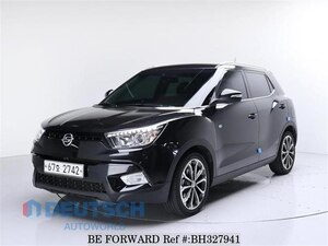 Used 2017 SSANGYONG TIVOLI BH327941 for Sale