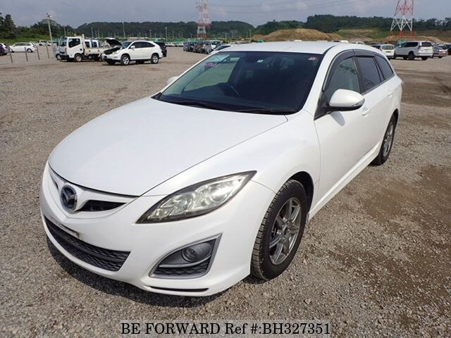 Used 2011 MAZDA ATENZA SPORT WAGON BH327351 for Sale