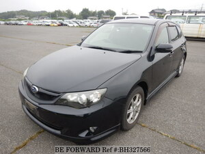 Used 2011 SUBARU IMPREZA BH327566 for Sale