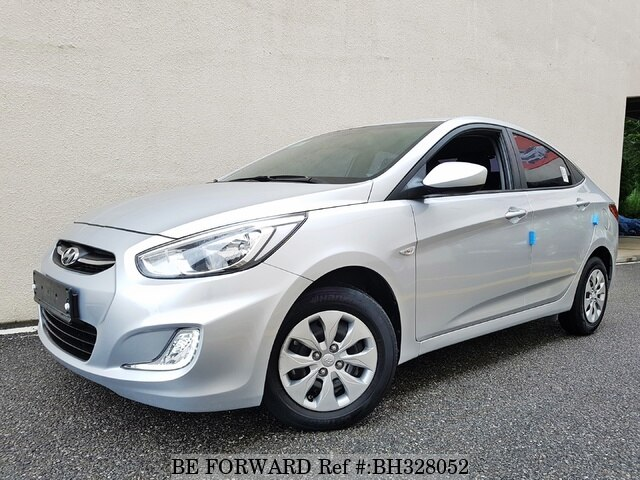 Used 2017 HYUNDAI ACCENT BH328052 for Sale