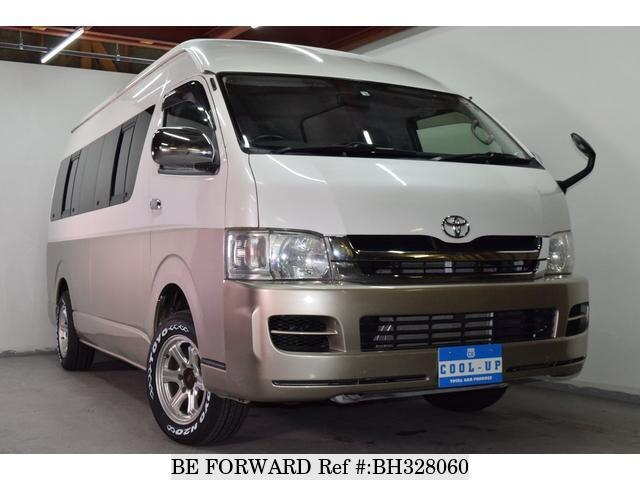 Used 2010 TOYOTA HIACE WAGON BH328060 for Sale