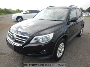 Used 2009 VOLKSWAGEN TIGUAN BH327591 for Sale