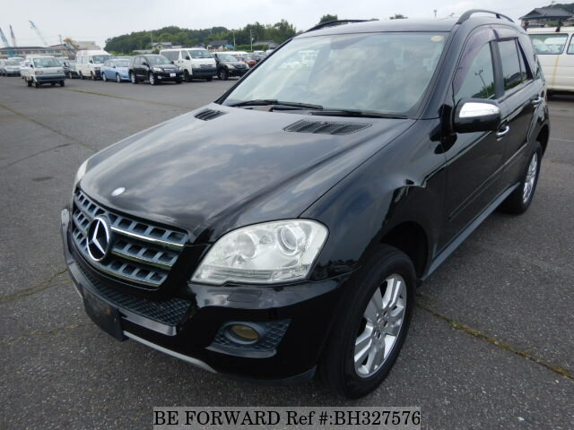 Used 2009 MERCEDES-BENZ M-CLASS BH327576 for Sale