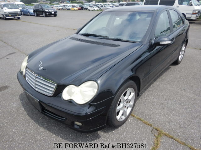 Used 2005 MERCEDES-BENZ C-CLASS BH327581 for Sale