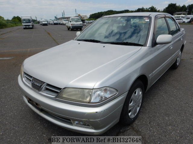 Used 2000 TOYOTA CARINA BH327648 for Sale