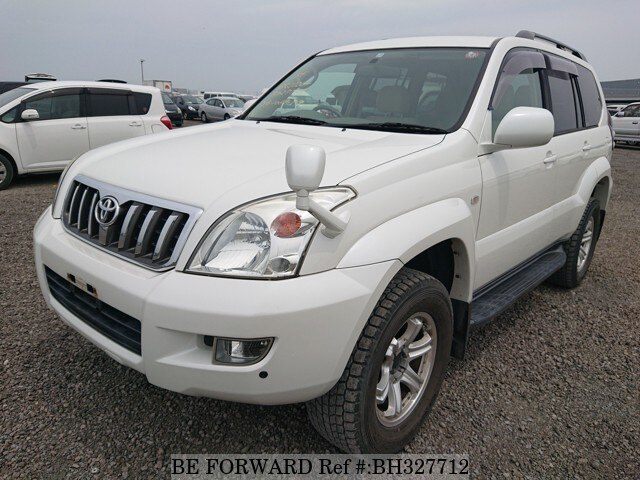 Used 2006 TOYOTA LAND CRUISER PRADO BH327712 for Sale