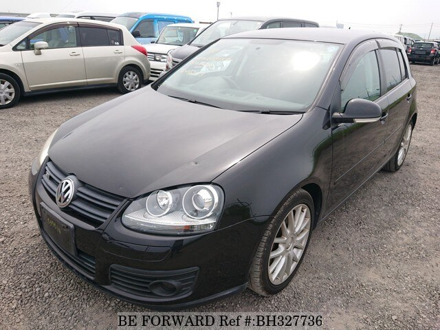 Used 2007 VOLKSWAGEN GOLF BH327736 for Sale