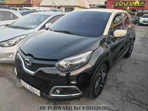Used 2014 RENAULT SAMSUNG QM3 BH328195 for Sale