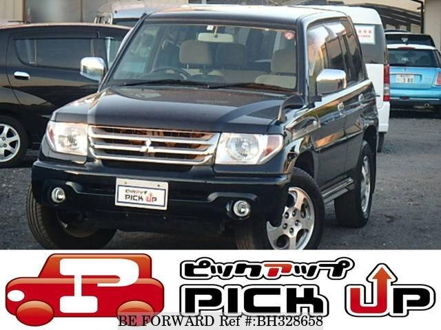 Used 2006 MITSUBISHI PAJERO IO BH328658 for Sale