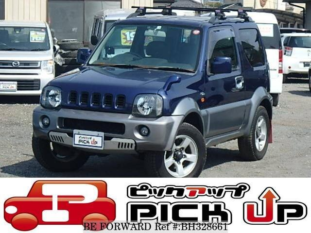 Used 2006 SUZUKI JIMNY SIERRA BH328661 for Sale