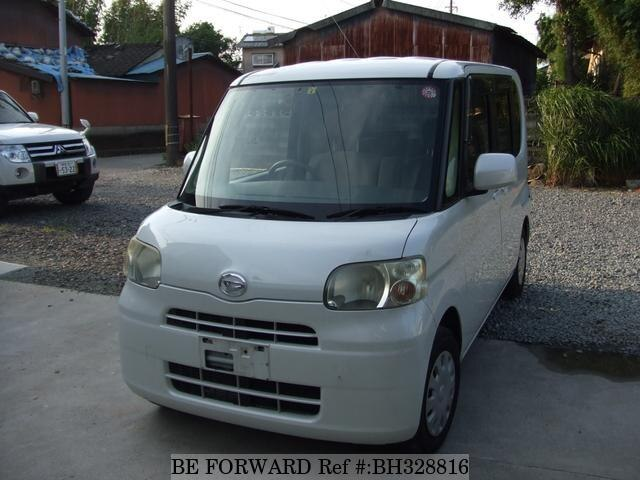 Used 2009 DAIHATSU TANTO BH328816 for Sale