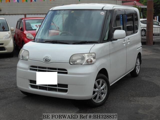 Used 2009 DAIHATSU TANTO BH328837 for Sale