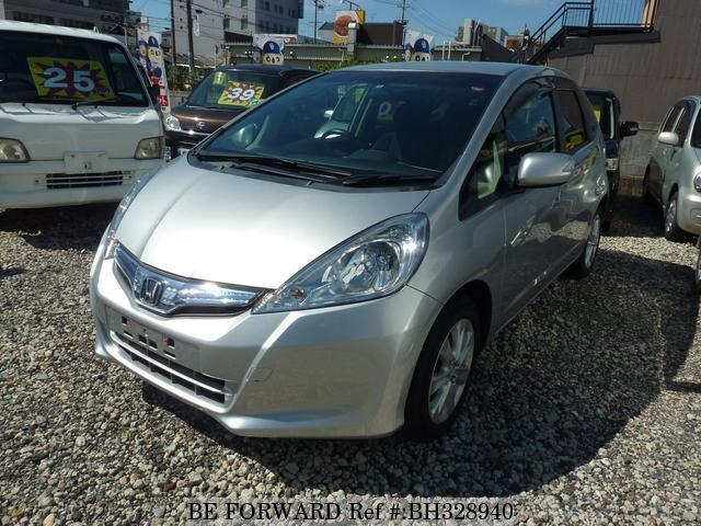 Used 2011 HONDA FIT HYBRID BH328940 for Sale