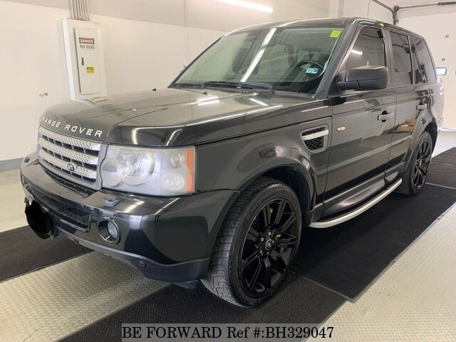 Used 2009 LAND ROVER RANGE ROVER SPORT BH329047 for Sale