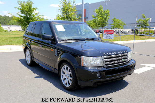 Used 2008 LAND ROVER RANGE ROVER SPORT BH329062 for Sale