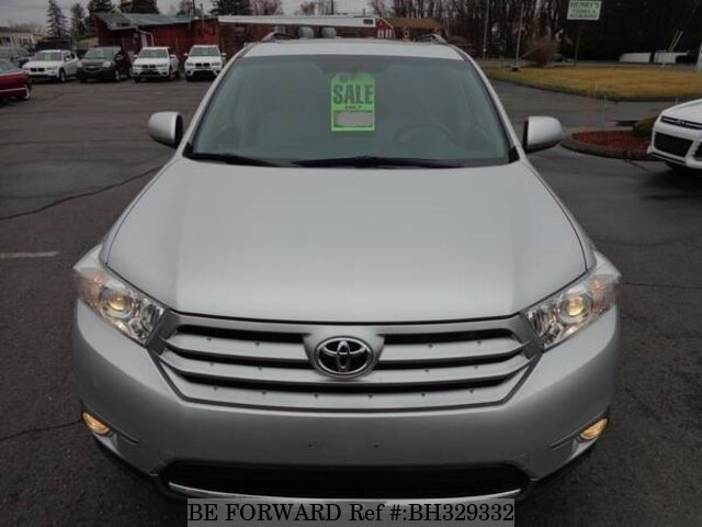 Used 2011 TOYOTA HIGHLANDER BH329332 for Sale