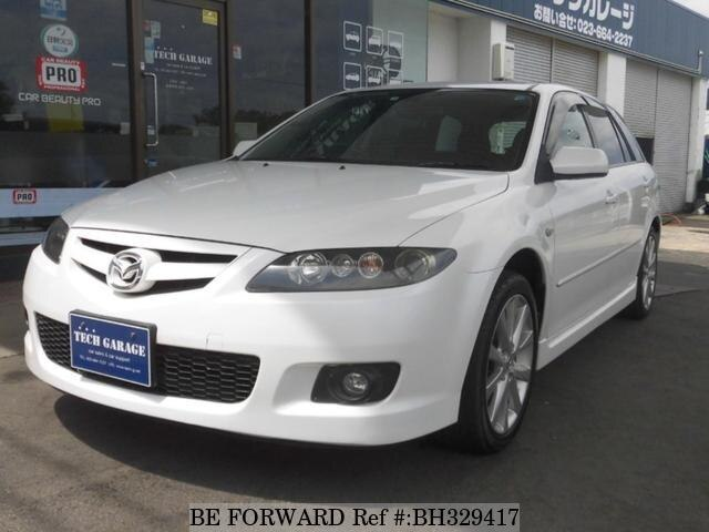 Used 2007 MAZDA ATENZA SPORT WAGON BH329417 for Sale