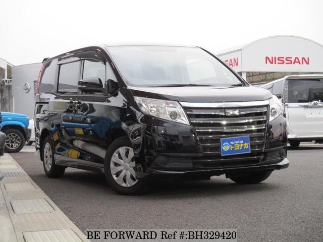 Used 2017 TOYOTA NOAH BH329420 for Sale