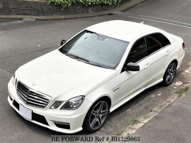 Used 2009 MERCEDES-BENZ E-CLASS BH329863 for Sale