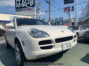 Used 2004 PORSCHE CAYENNE BH329967 for Sale