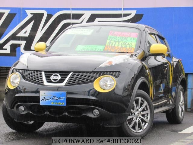 Used 2014 NISSAN JUKE BH330023 for Sale