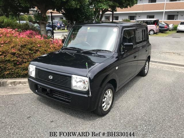 Used 2004 SUZUKI LAPIN BH330144 for Sale