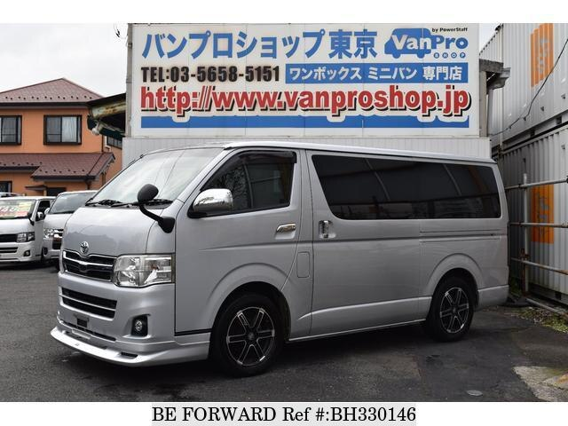 Used 2011 TOYOTA HIACE VAN BH330146 for Sale