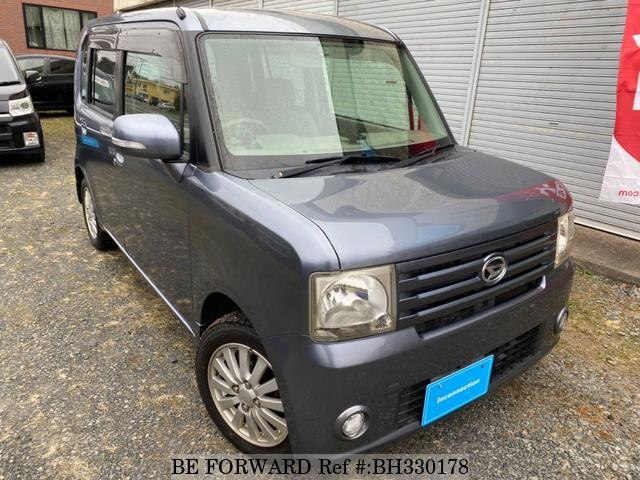 Used 2008 DAIHATSU MOVE CONTE BH330178 for Sale
