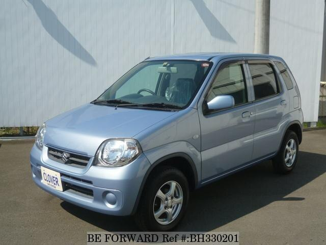 Used 2007 SUZUKI KEI BH330201 for Sale