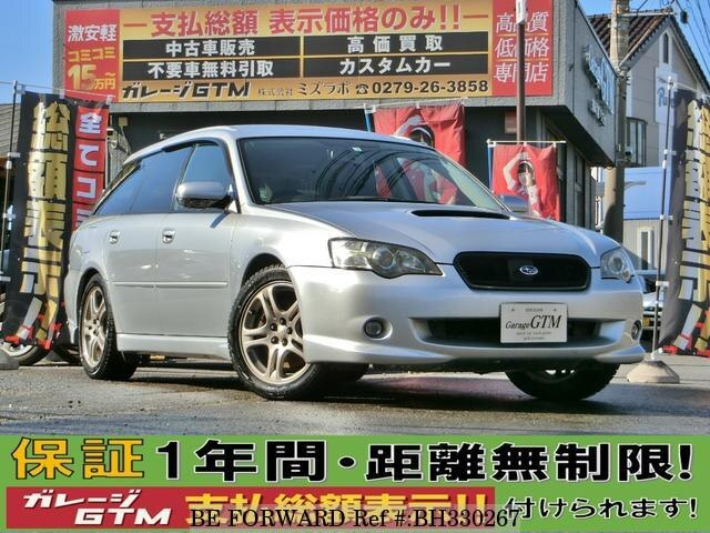 Used 2006 SUBARU LEGACY TOURING WAGON BH330267 for Sale