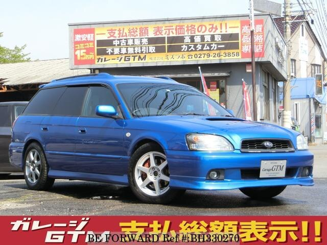 Used 2003 SUBARU LEGACY TOURING WAGON BH330270 for Sale