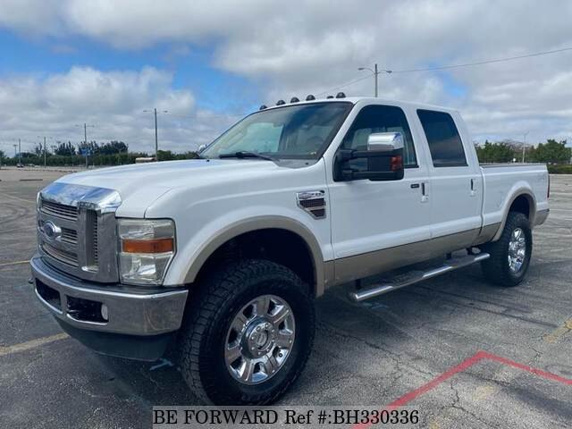 Used 2008 FORD F250 BH330336 for Sale
