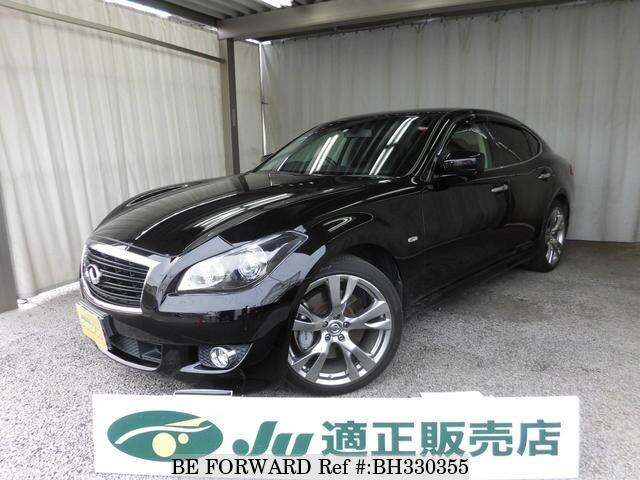 Used 2013 NISSAN FUGA BH330355 for Sale