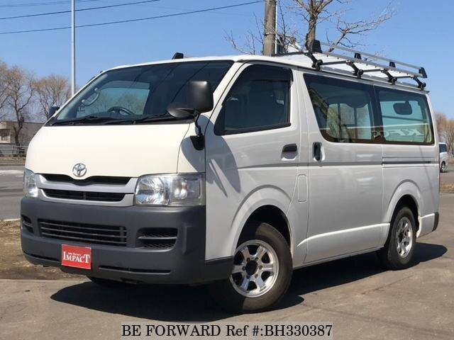 Used 2009 TOYOTA REGIUSACE VAN BH330387 for Sale