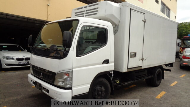 Used 2012 MITSUBISHI CANTER BH330774 for Sale