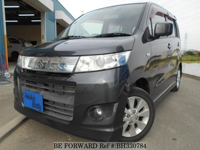 Used 2010 SUZUKI WAGON R BH330784 for Sale