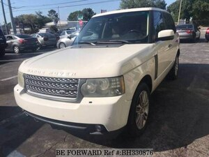 Used 2010 LAND ROVER RANGE ROVER BH330876 for Sale