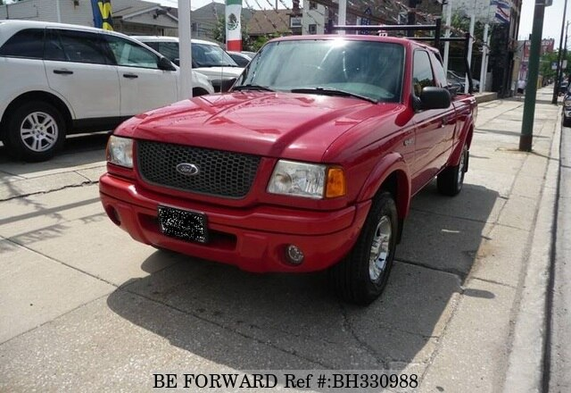 Used 2003 FORD RANGER BH330988 for Sale
