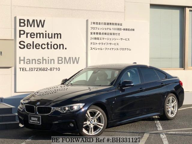 Used 2015 BMW 4 SERIES BH331127 for Sale