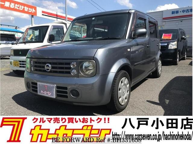 Used 2005 NISSAN CUBE CUBIC BH331658 for Sale