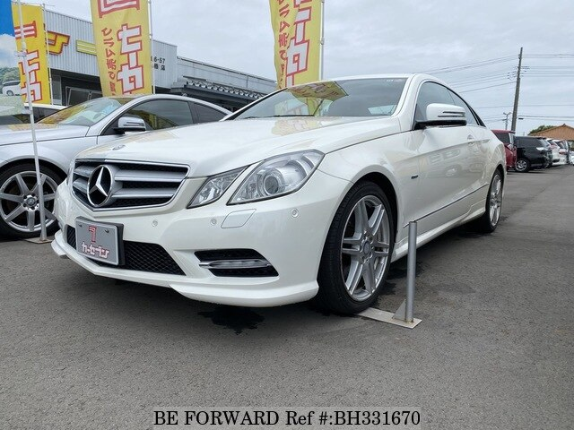 Used 2012 MERCEDES-BENZ E-CLASS BH331670 for Sale