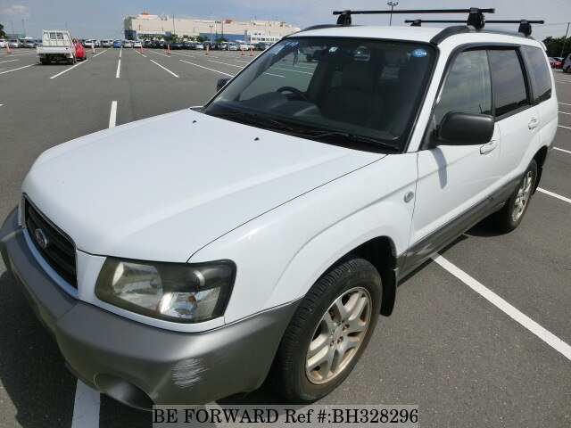 Used 2003 SUBARU FORESTER BH328296 for Sale