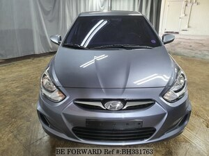 Used 2015 HYUNDAI ACCENT BH331763 for Sale