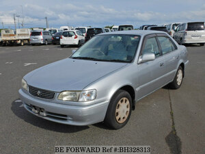 Used 2000 TOYOTA COROLLA SEDAN BH328313 for Sale