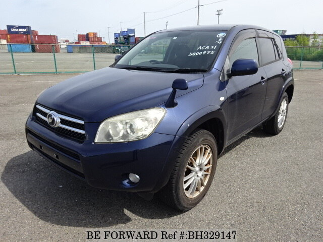 Used 2005 TOYOTA RAV4 BH329147 for Sale