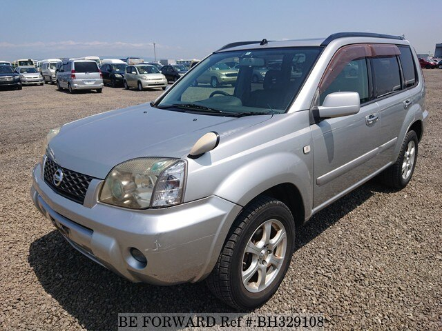 Used 2003 NISSAN X-TRAIL BH329108 for Sale