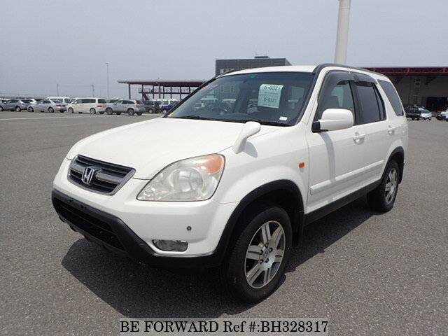 Used 2003 HONDA CR-V BH328317 for Sale