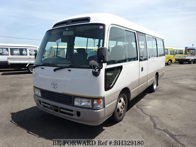 Used 1997 TOYOTA COASTER BH329180 for Sale