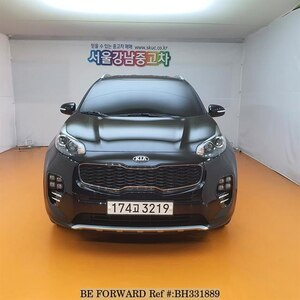 Used 2018 KIA SPORTAGE BH331889 for Sale
