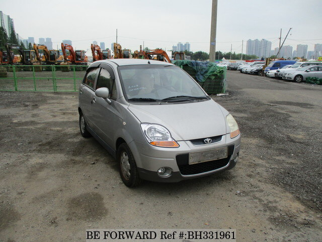 Used 2008 DAEWOO (CHEVROLET) MATIZ (SPARK) BH331961 for Sale